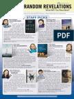 Random Revelations Spring 2015 Catalog