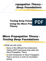 2010 Workshop Wave Propagation Theory and the Testing of Deep Foundations (1)