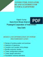 Design of Insulator