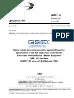 GSM 11.14