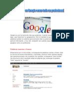Como Buscar en Google