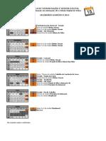 Calendário Acadêmico 2014_Versão 1.0_PAV - Sáb
