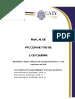 Manual de Procedimientos Licenciatura(1).Desbloqueado