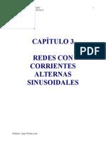 Apuntes de Circuitos 1(d). Cap 3. Circuitos Con c.A