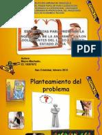Presentacion Proyecto De La Anorexia
