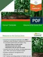 2015 Corvus® Brand PPT