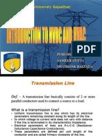HVDC Presentation (Amity)