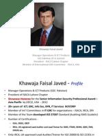 Kh. Faisal Javed