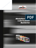 Unist Metalforming Lubrication Systems