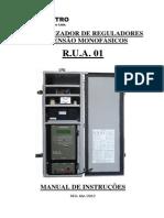 Manual Instruções RUA Nobreak