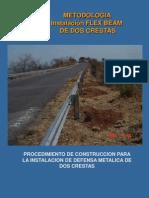 METODOLOGIA INSTALACION FLEX BEAM DE DOS CRESTAS.pdf