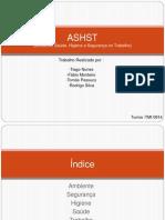 ASHST ( Tiago Nunes, Fabio, Rodrigo, Tomas)