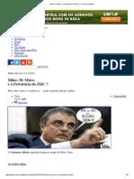 Mino_ Dr Moro, e a Privataria Do FHC _ _ Conversa Afiada