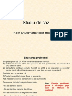 Diagrame Use-case ATM
