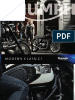 Triumph Modern Classics 2010