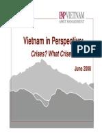 PXPVAM Lotus Issue Presentation June 2008