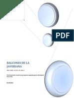 Balcones de La Javeriana