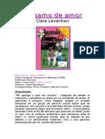 12 Bálsamo de Amor Clare Lavenham