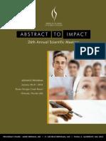 Advance Program 2010
