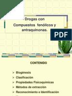 Compuestos Fenolicos y Antraquinonicos