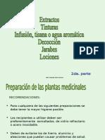 PRESENTACION EXTRACCION PLANTAS