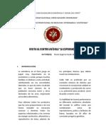 Informe Avicultura La Esperanza