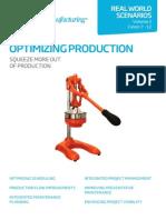 ManufacturingScenarios, Optimizing Production Vol 2