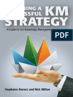 Designing a Successful KM Strategy Sample Chapter