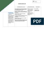 PLANIFICACION  matemática 1