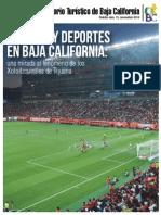 Turismo y Deportes en BC. Una Mirada Al Fenómeno de Los Xolos de Tijuana