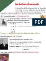 KEMIJA 3 ( Periodni Sustav Elemenata) 2014