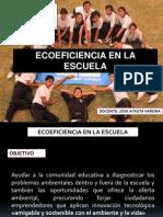 Ecoeficiencia Escuela 1