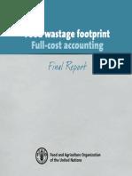 Food wastage foodprint