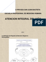 6ta Atencion Integral Nino 2011