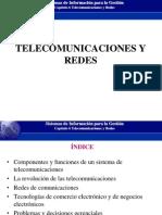 Capitulo 6 Telecomunicaciones