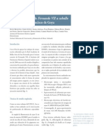 13-Estudio Tecnico Fernando VII a Caballo