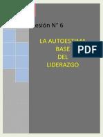 Autoestima Base Del Iderazgo-sesion