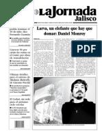 Nota de Instransigente en La Jornada