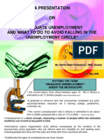 Graduate Unemployment situation in Ghana and Proposed Solutions