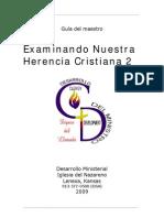 Historia de La Iglesia Cristiana 2 -- Maestro