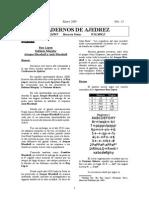 CdA13-09 Ruy López Defensa Morphy