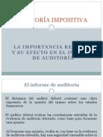 04.1 Importancia Relativa y Su Efecto en El Dictamen