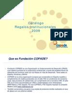 Catalogo Regalos Empresas COPADE