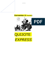 Adelanto Quijote Express