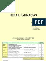 Analisis Farmacias