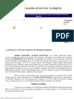 Modelo Escrito Inicial de Demanda Ejecutivo Mercantil