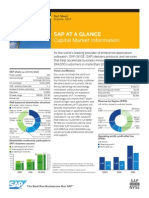 SAP Fact Sheet En