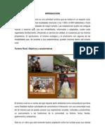 Turismo Rural Comunitario