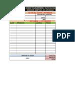 Sistema Para Contrl de Inventarios