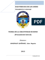 teoriadelacreatividad-130731142116-phpapp01
